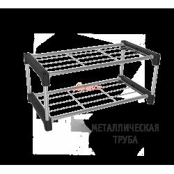 Полка для обуви металл SHT-SR5