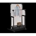 Вешалка гардеробная SHT-4150B2-1