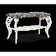 Банкетка Грация 685 золотой антик-Зарина металл-гобелен
