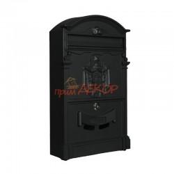 Ящик почтовый одиночный LB matte black