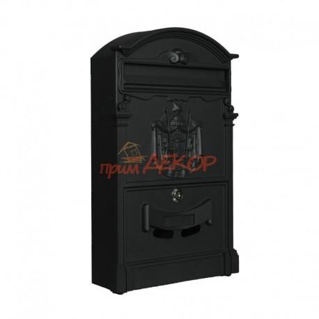 Ящик почтовый для частного дома LB matte black
